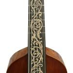 Detail: fingerboard