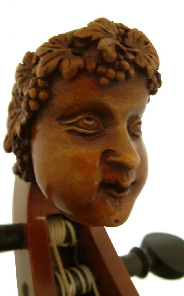 Detail: head